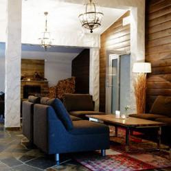 Resepsjon Sagafjord Hotell